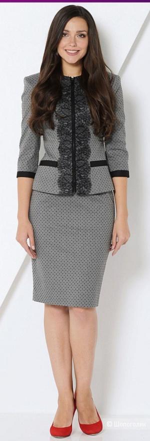 Пиджак жакет бренд DEVORE размер 50