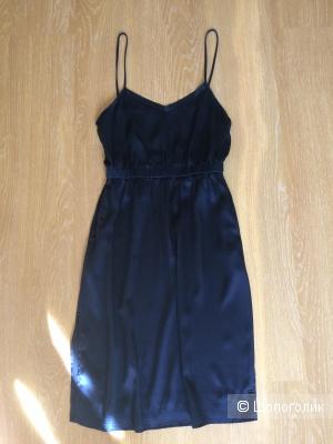 Шёлковое платье G-star raw, р-р 42-44