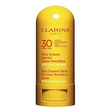 Clarins Sun Control Stick For Sun-Sensitive Areas SPF 30