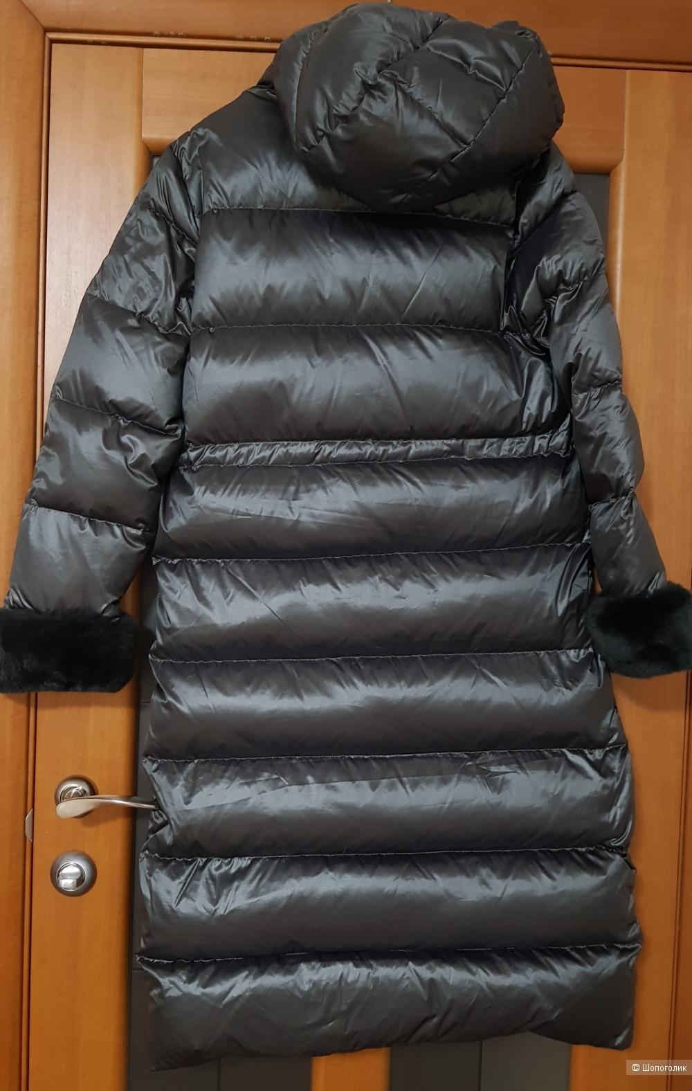 Стеганный пуховик Acasta  ,46 -48 размер