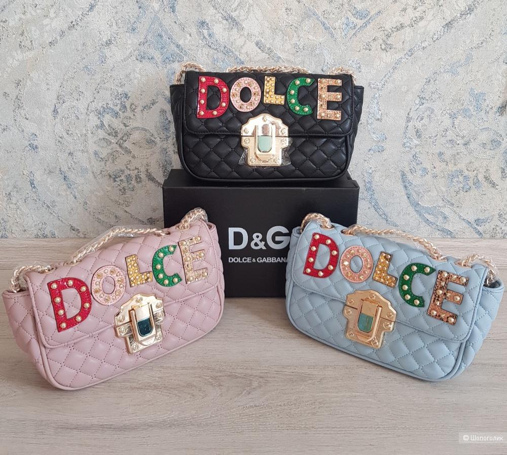 Сумка Dolce & Gabbana (черная)