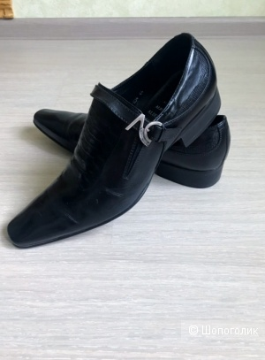 Мужские туфли  ALBERTO CICCIOLI 42р