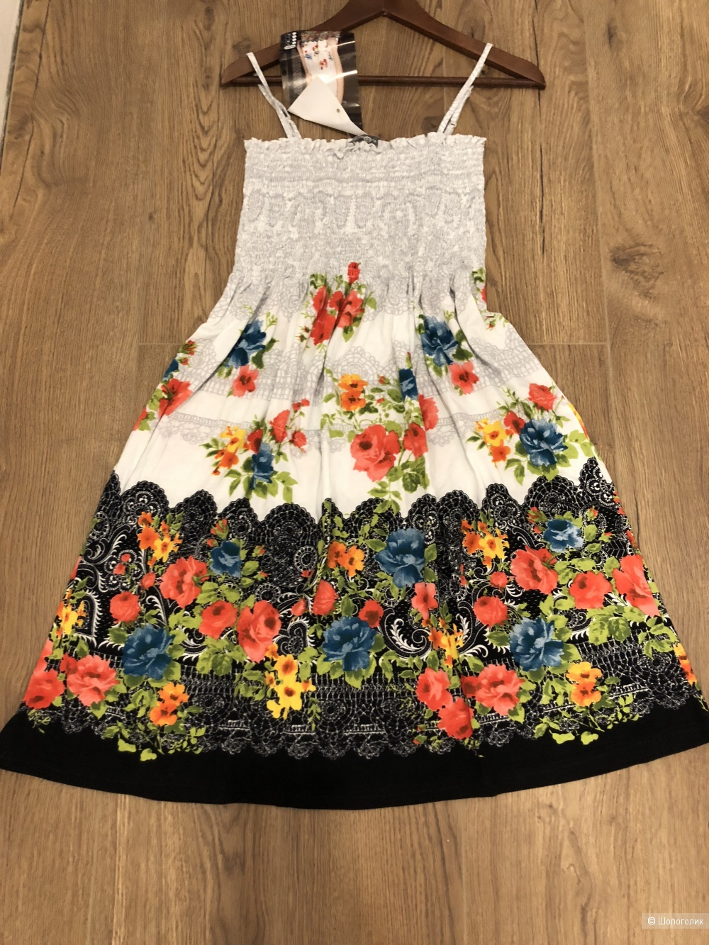 Платье, cocoon, размер М