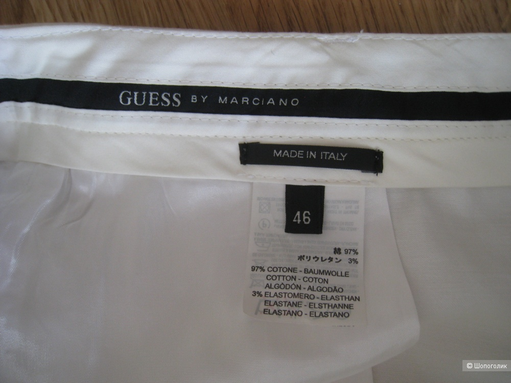Брюки GUESS BY MARCIANO, 46It на 48 Rus