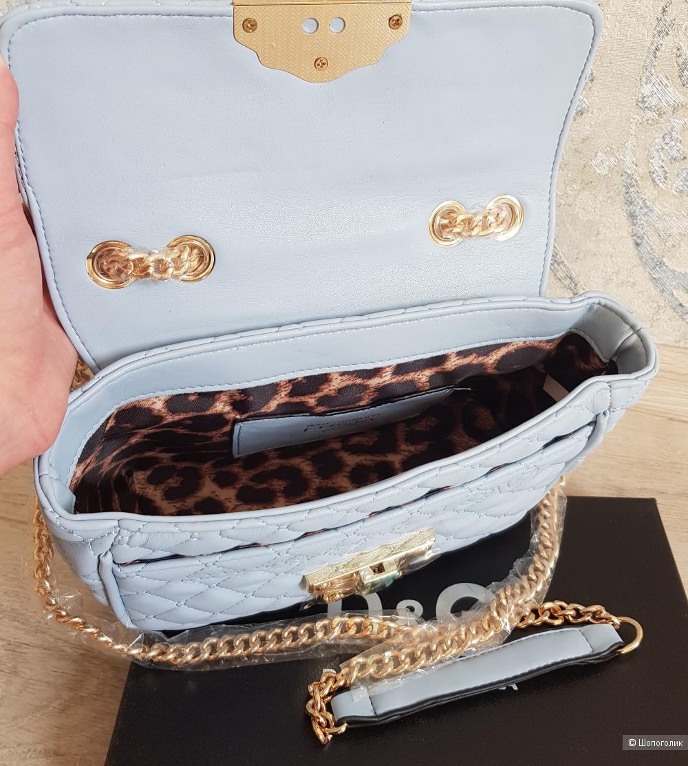 Сумка Dolce & Gabbana (голубая)