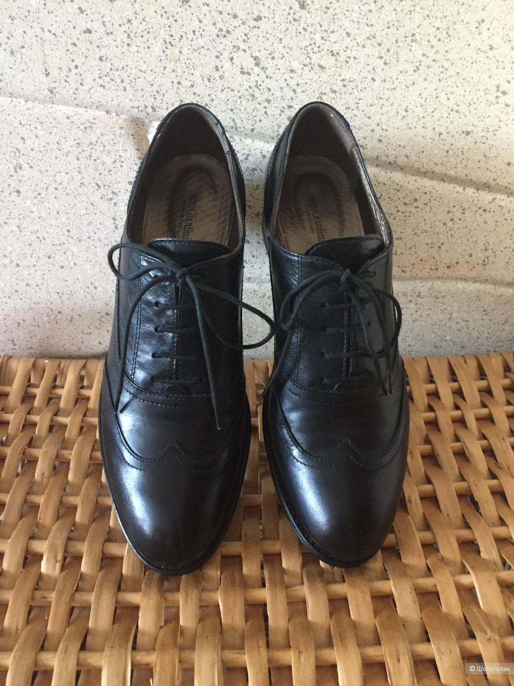 Туфли на шнурках Nero Giardini , 38-39