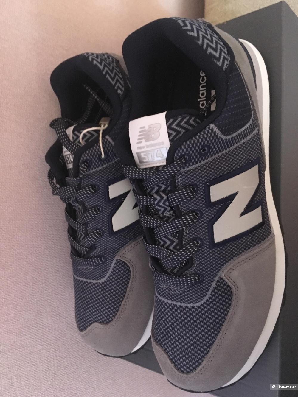 Кроссовки New Balance 574, 37,5-38 размер