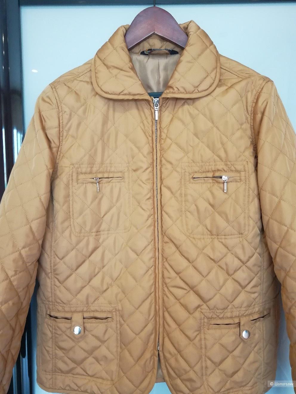 Стеганая куртка Kaleidoscope размер UK16 EU 42 на 48-50