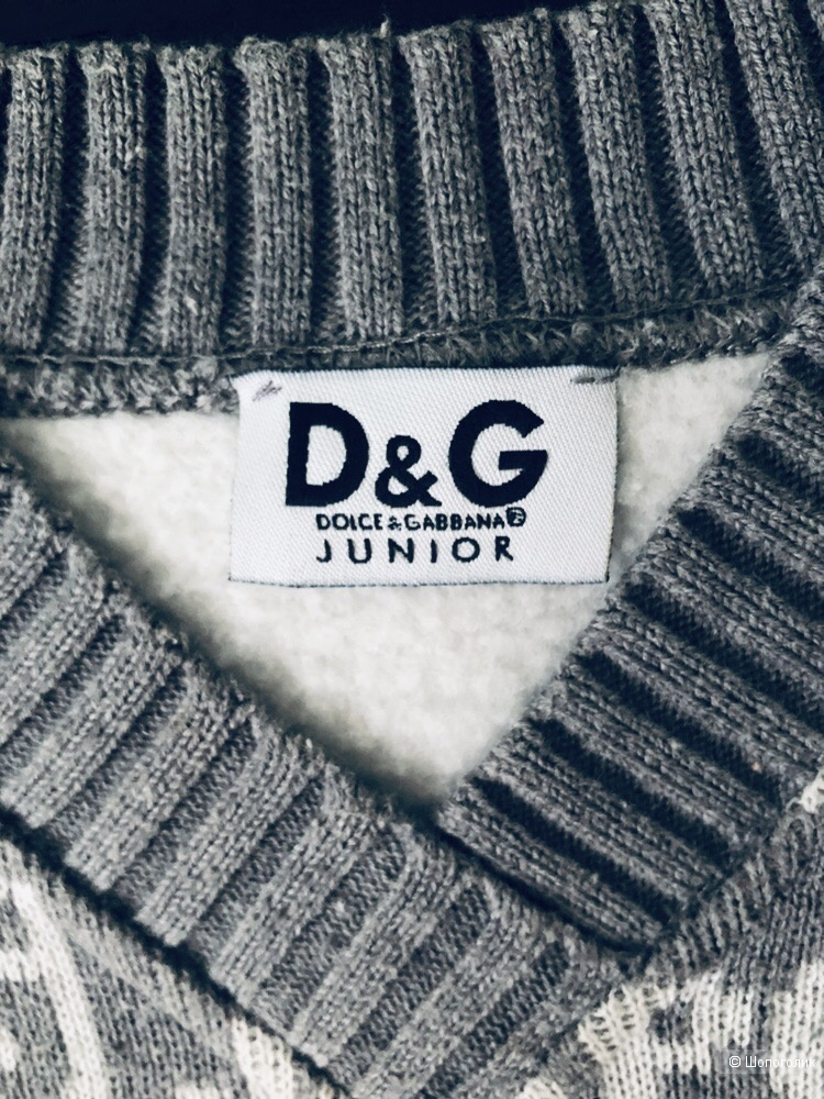 Жилет D&G Junior Sport, 5-8 лет