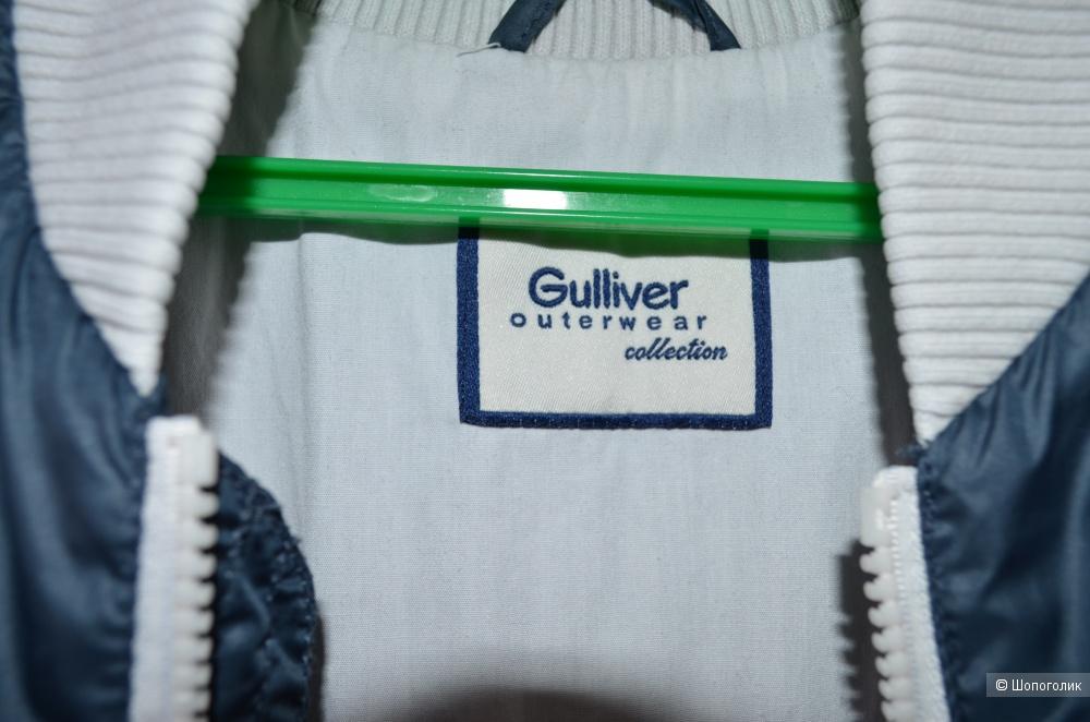 Ветровка-бомбер   Gulliver    128-132см
