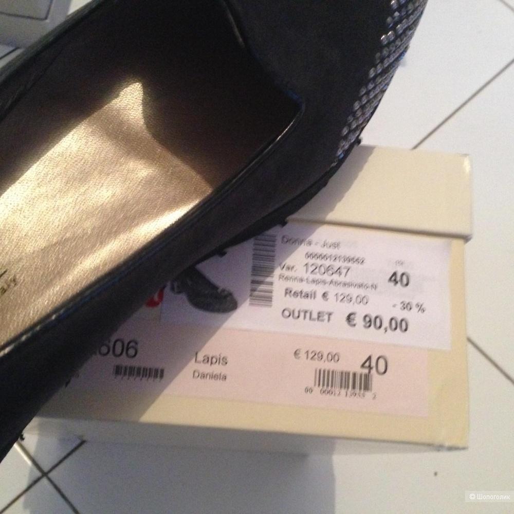 Туфли Melluso 40 размер