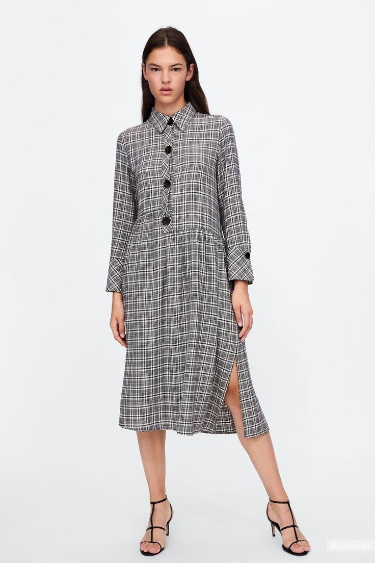 Платье Zara размер S/M