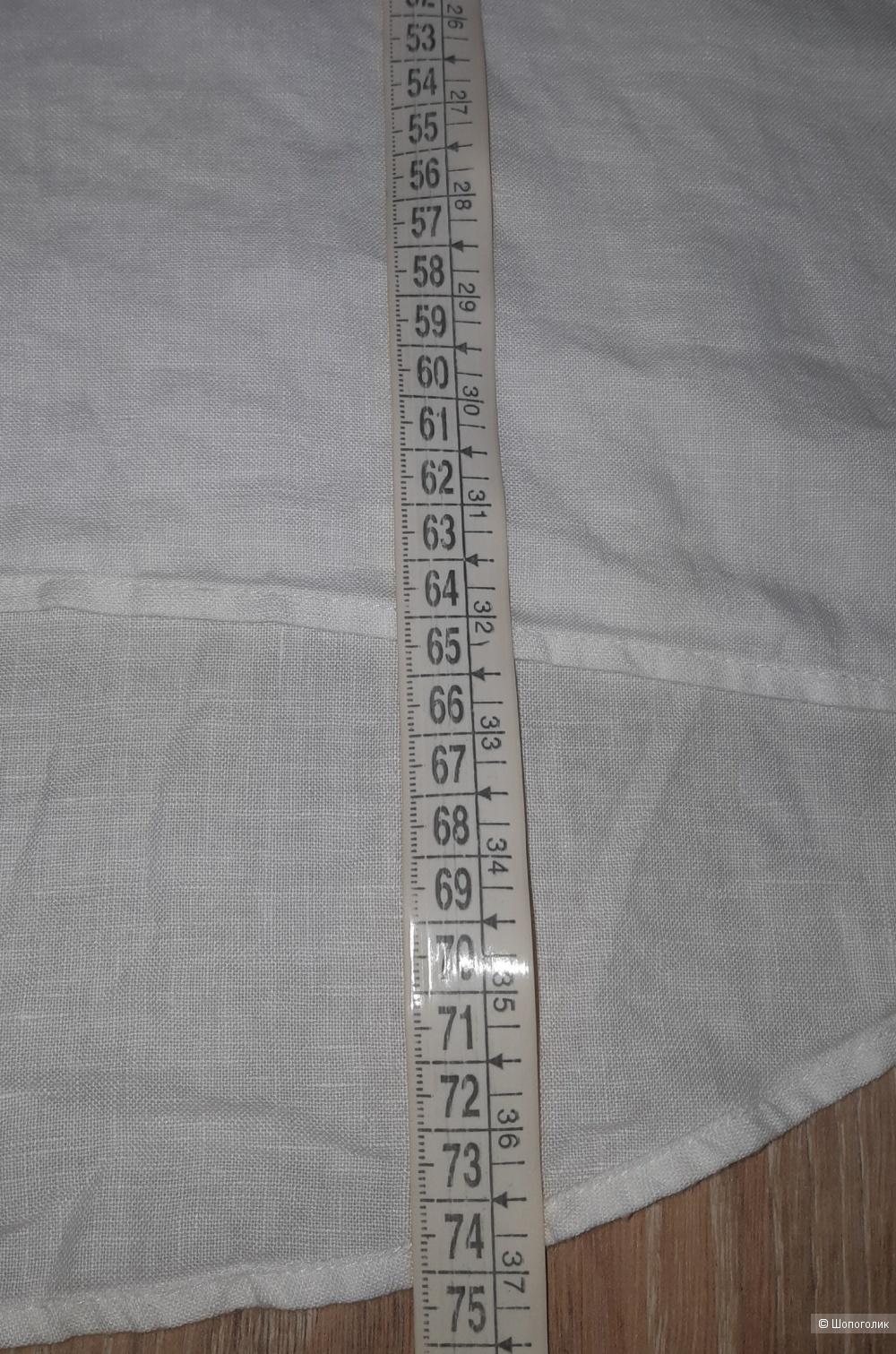 Рубашка zara, размер 46/48/50