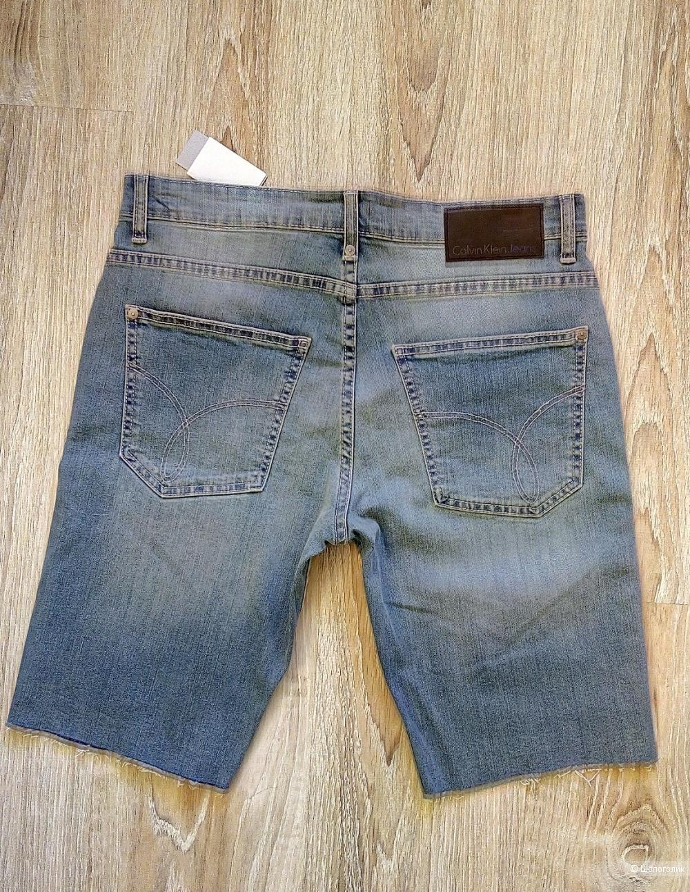 Шорты Calvin Klein Jeans, размер 30