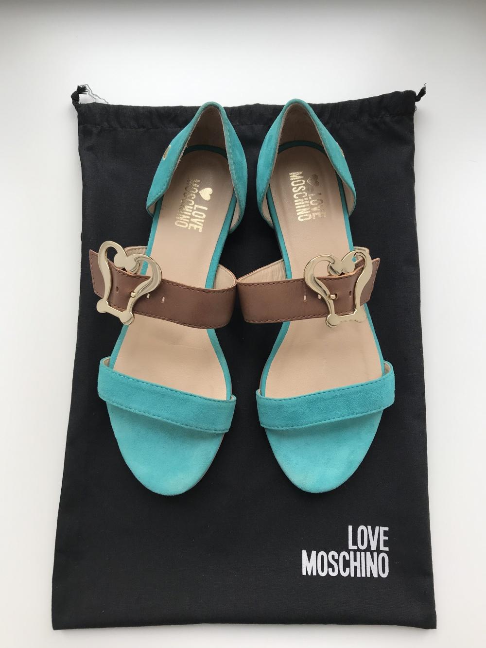 Босоножки Love Moschino 38