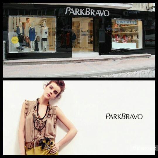 Платье-туника Park Bravo,36 EU(42-44 рус)