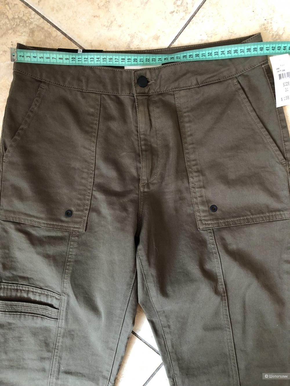 Брюки-карго DL1961, размер джинсовый 31