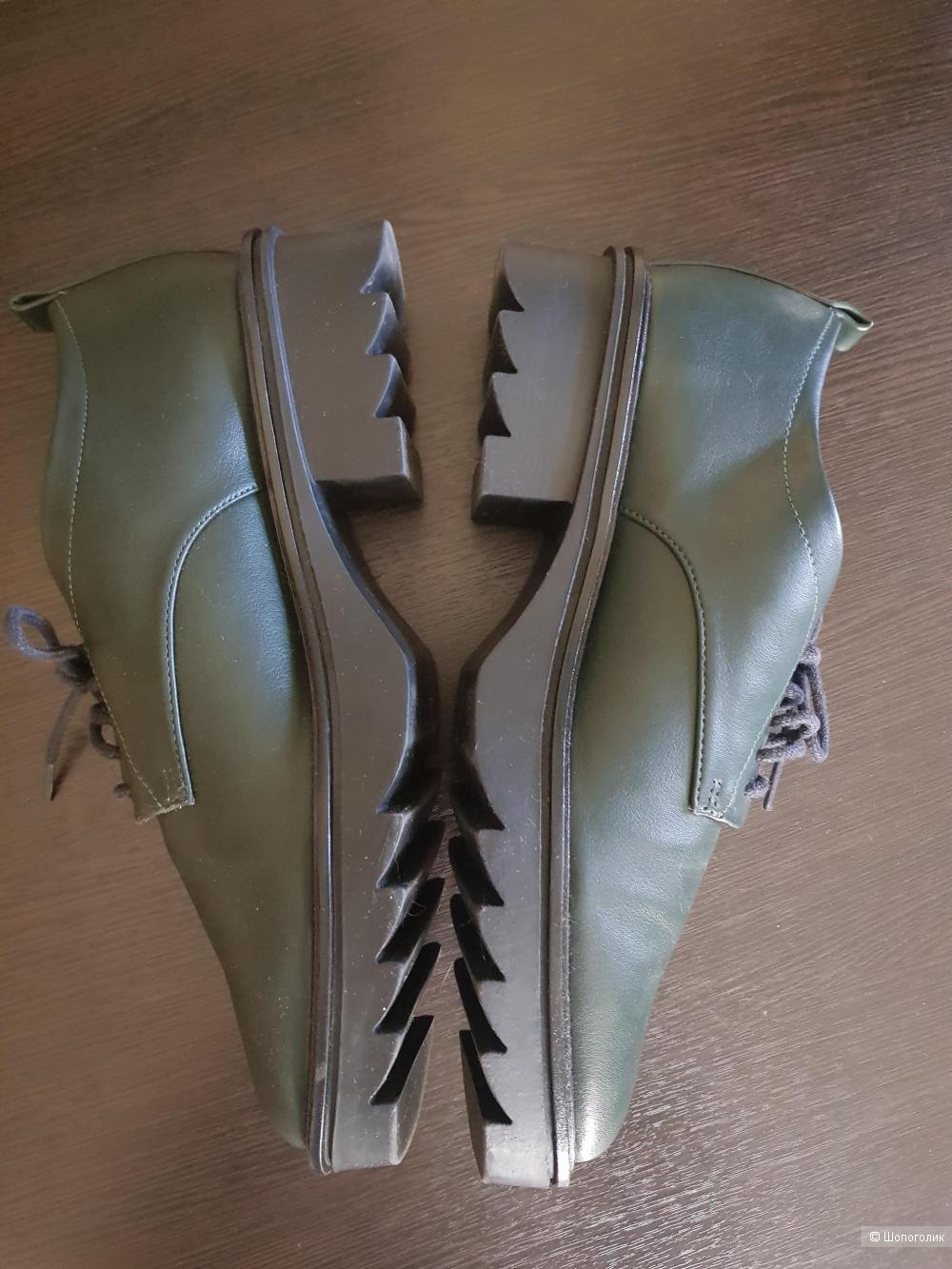 Ботинки Zara, 38-39 размер