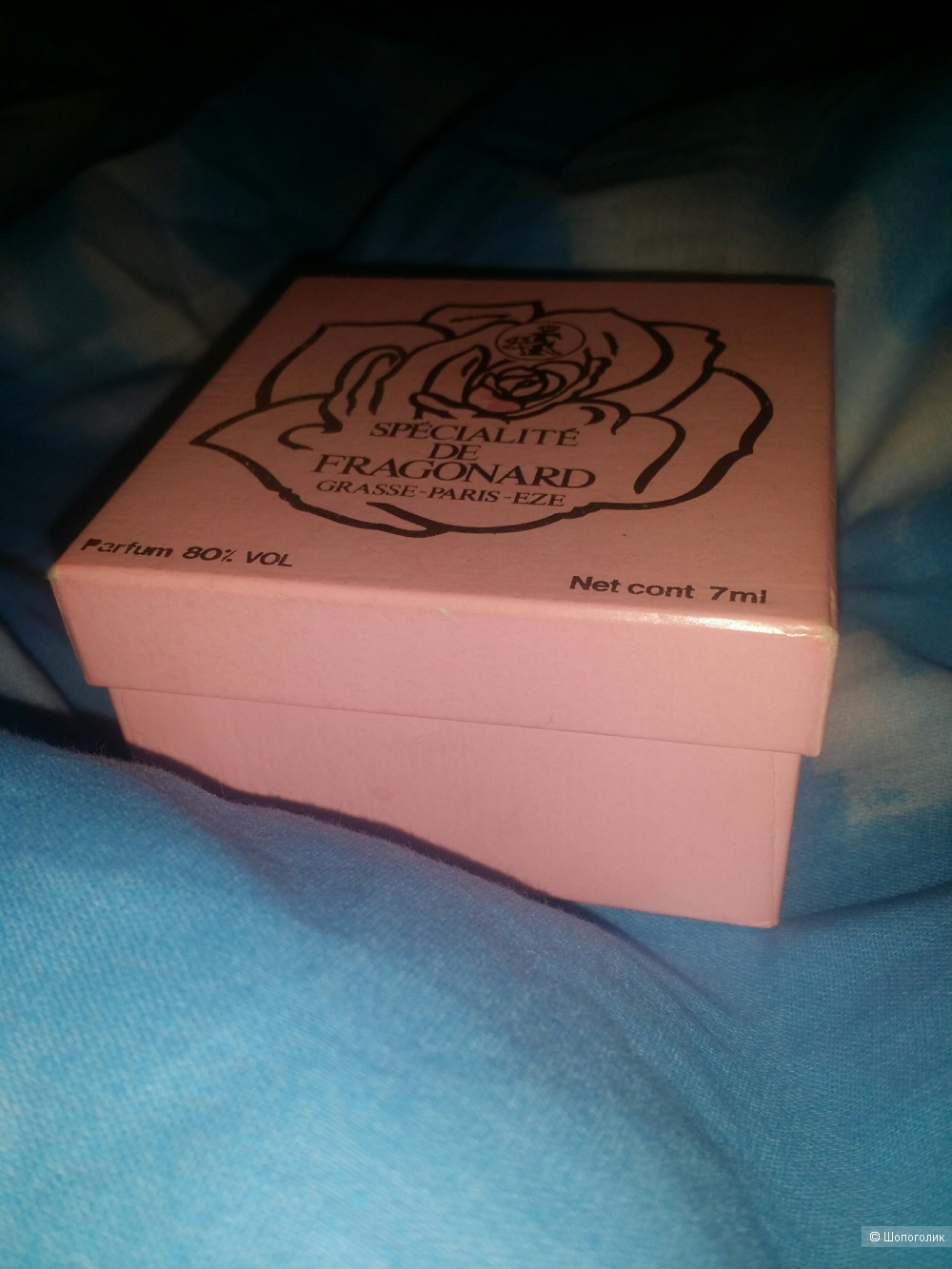 Духи, Parfum,   Fragonard Moment Vole, 7ml