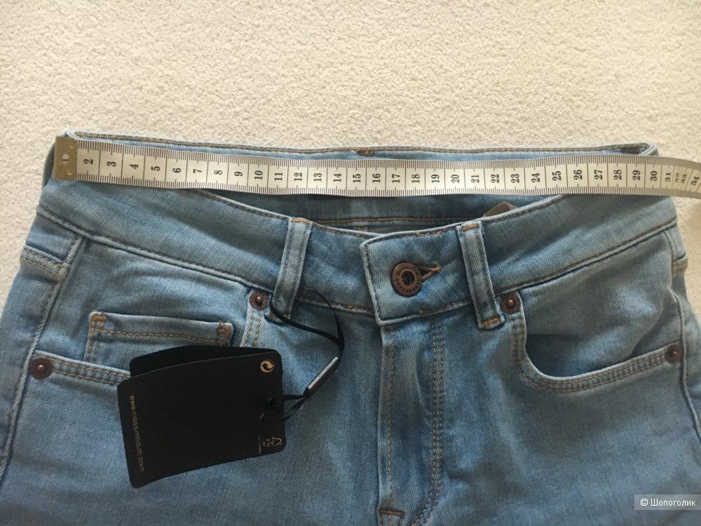 Джинсы Massimo Dutti, размер 34