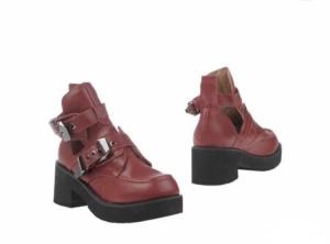 Ботинки Jeffrеy Campbell, размер 36-36,5 (маркировка 37)