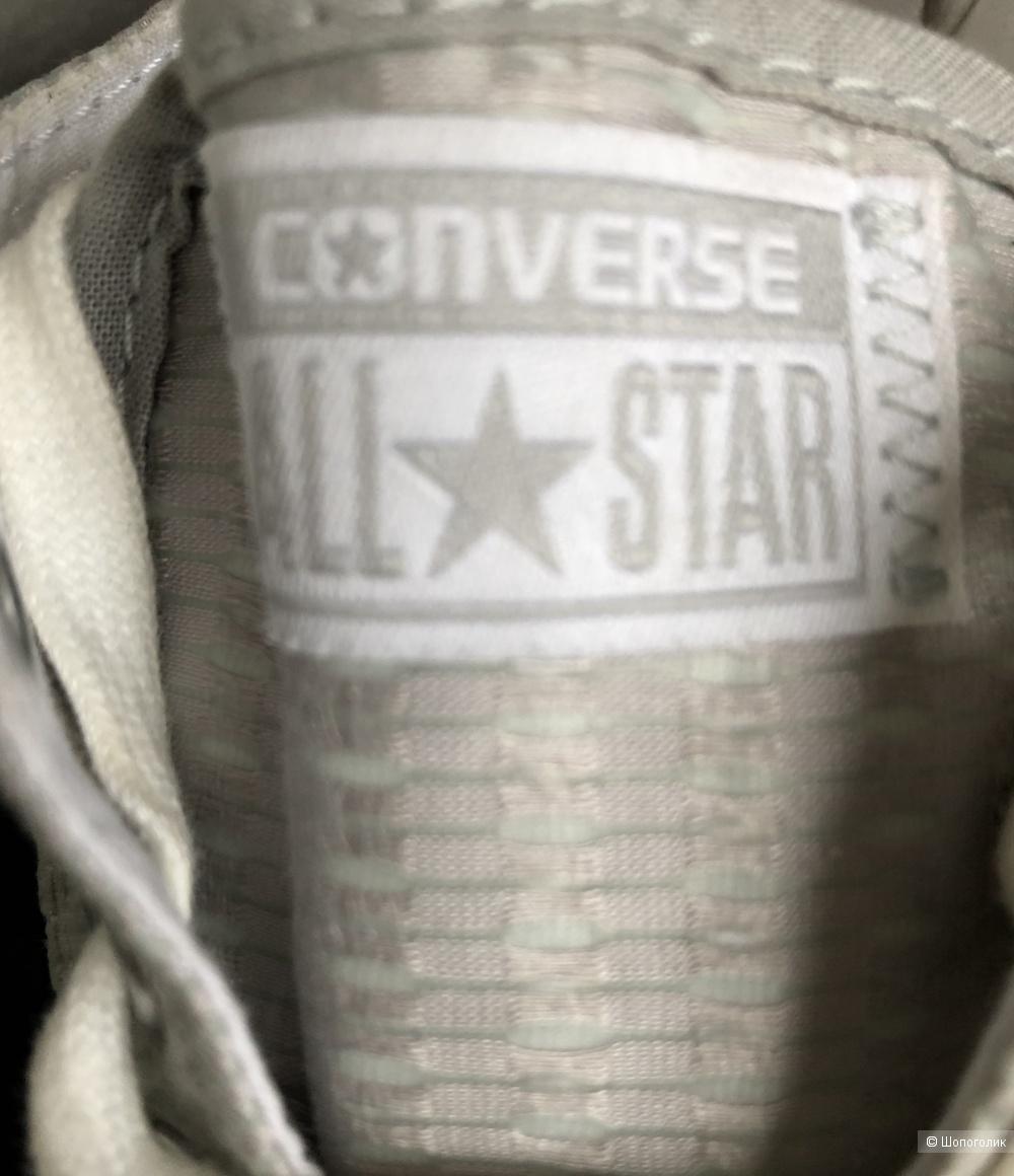 Кеды Converse  размер 37 ( на 36)