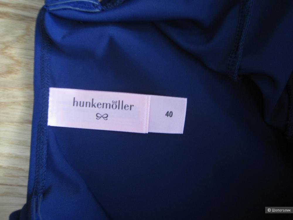 Купальник Hunkemoller темно- синий, 40 D