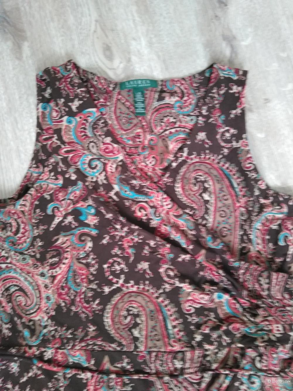 Платье Ralph Lauren usa  l/g, рос. 48-50