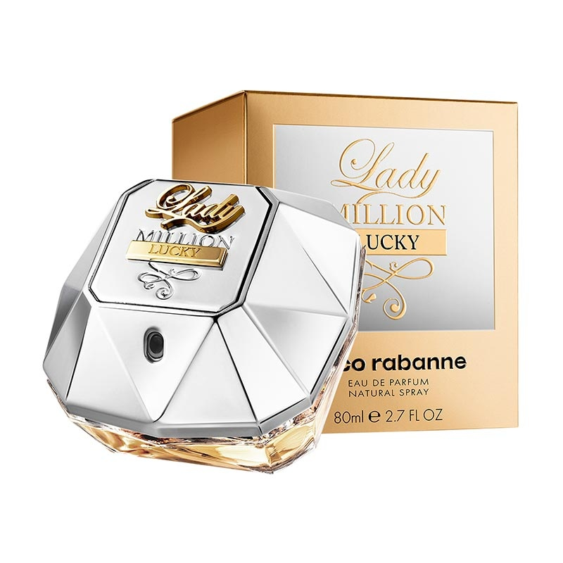 Парфюм Paco Rabanne Lady Million Lucky 1,5 мл