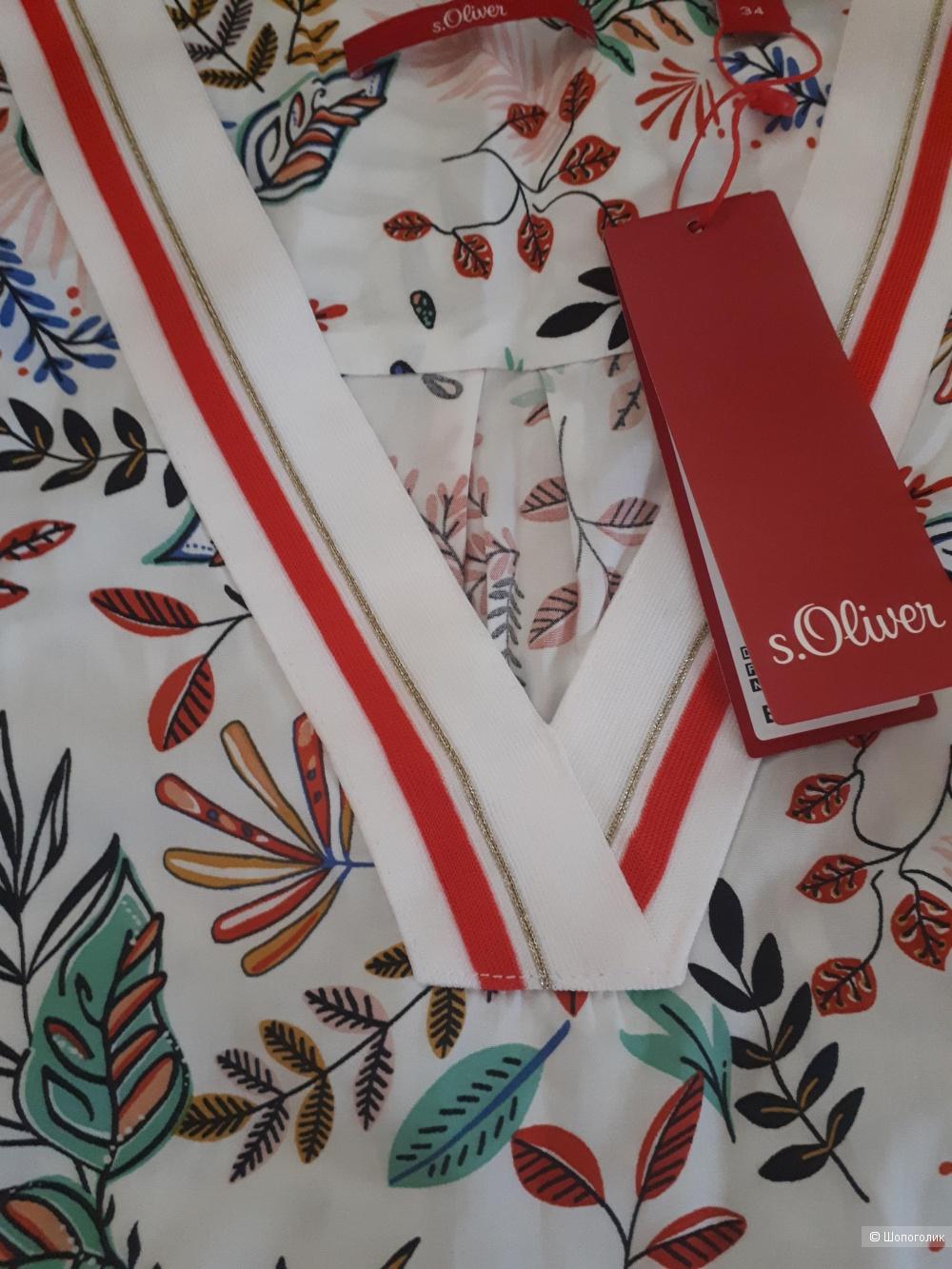 Блузка s.Oliver, размер 34