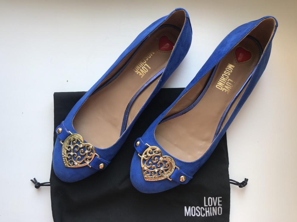 Балетки Love Moschino 39 - 40 размер