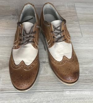 Итальянские ботинки 37,5-38