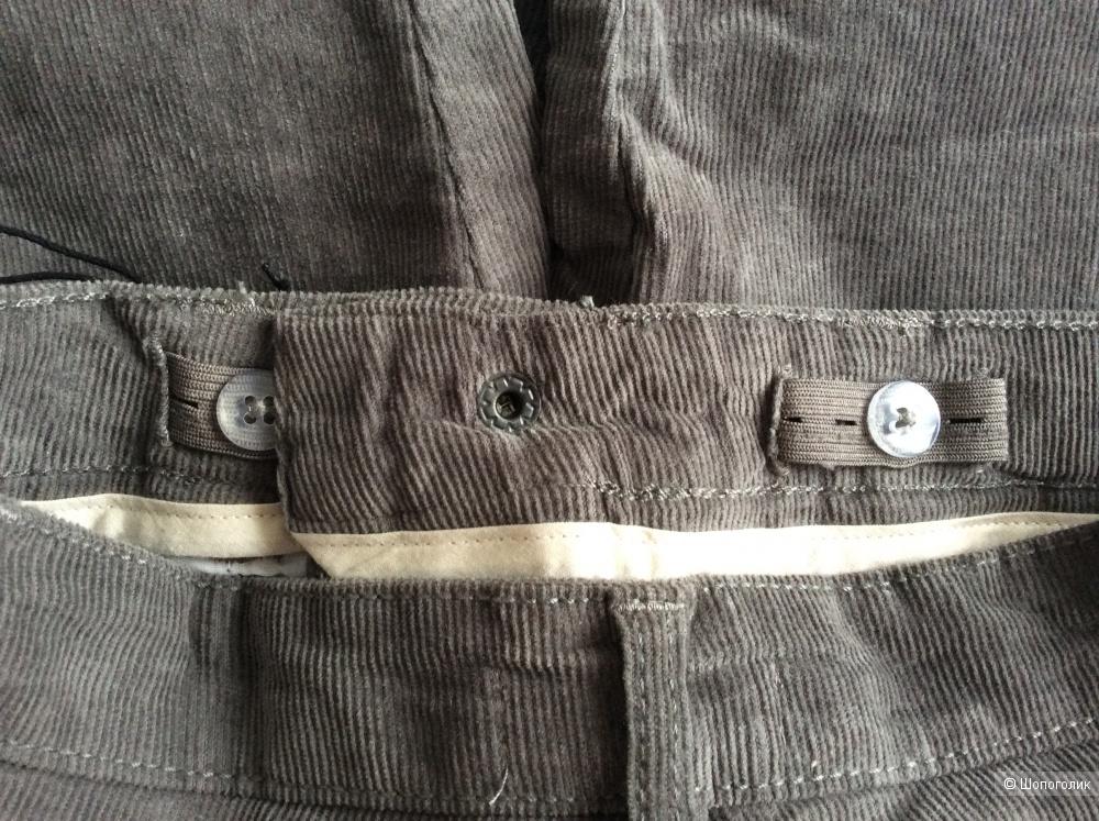 Вельветовые брюки для мальчика R essentiel р.132-134