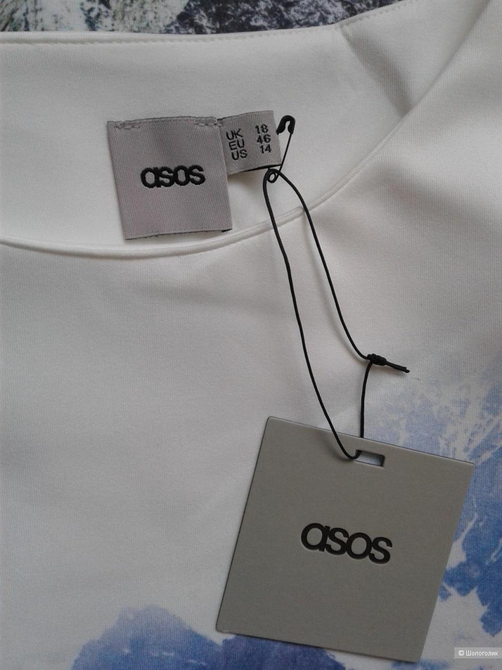 Платье ASOS UK18 eu46 US14 рос 52-54