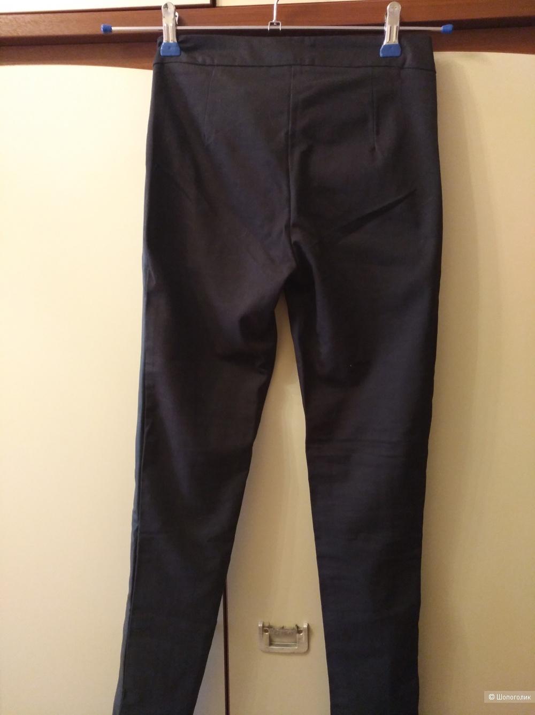 Женские брюки под кожу VIAGGIO 42 размер.