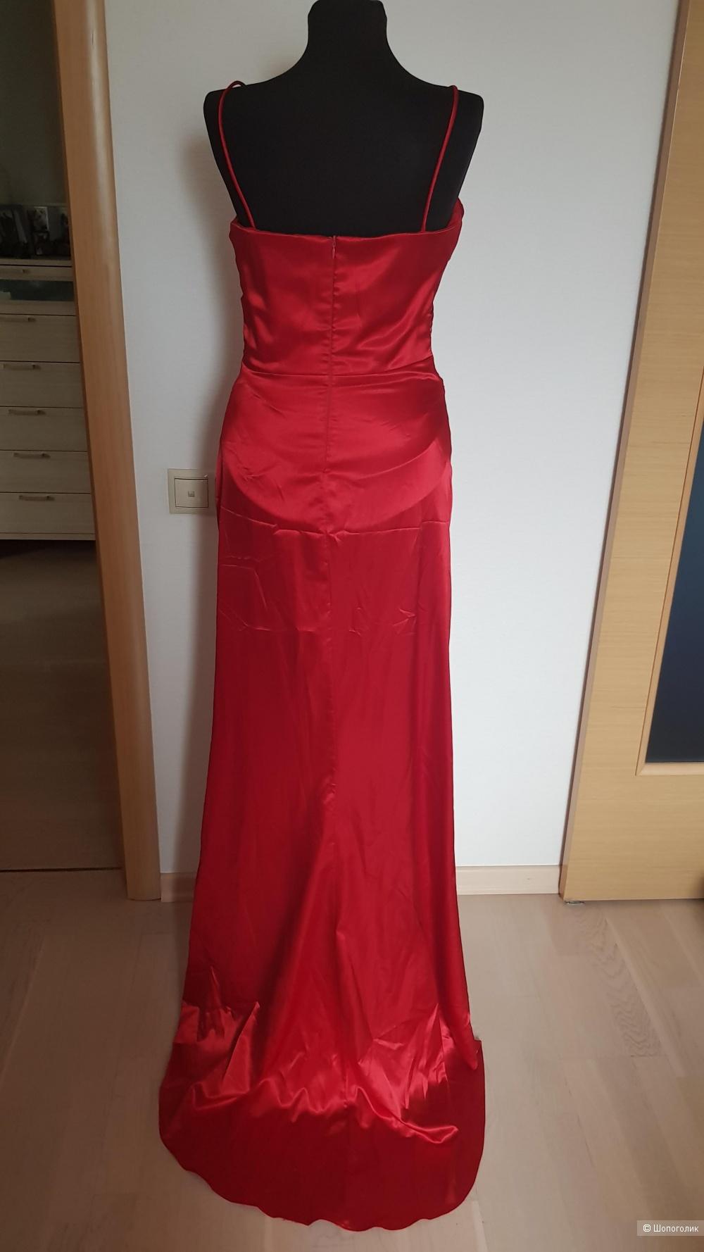 Платье вечернее cinderella  46