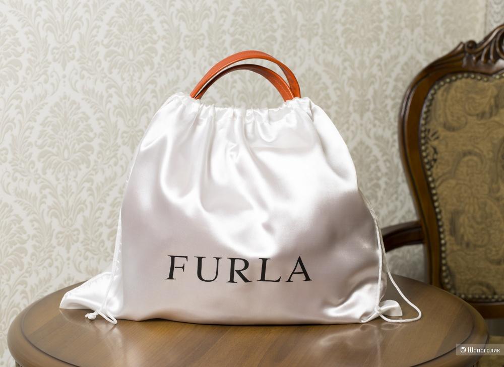 Сумка-хобо женская, Furla Elisabeth, medium.