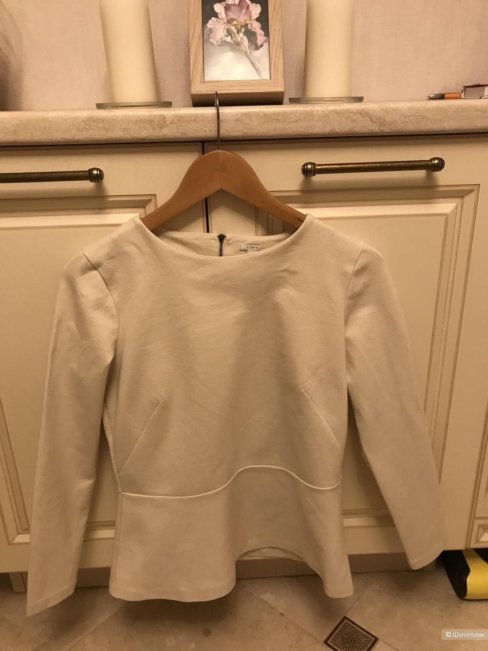 Блуза j crew 42 размер
