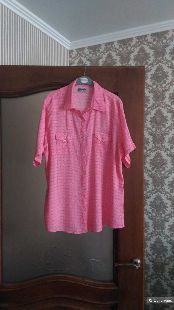 Рубашка Wrangler р.48