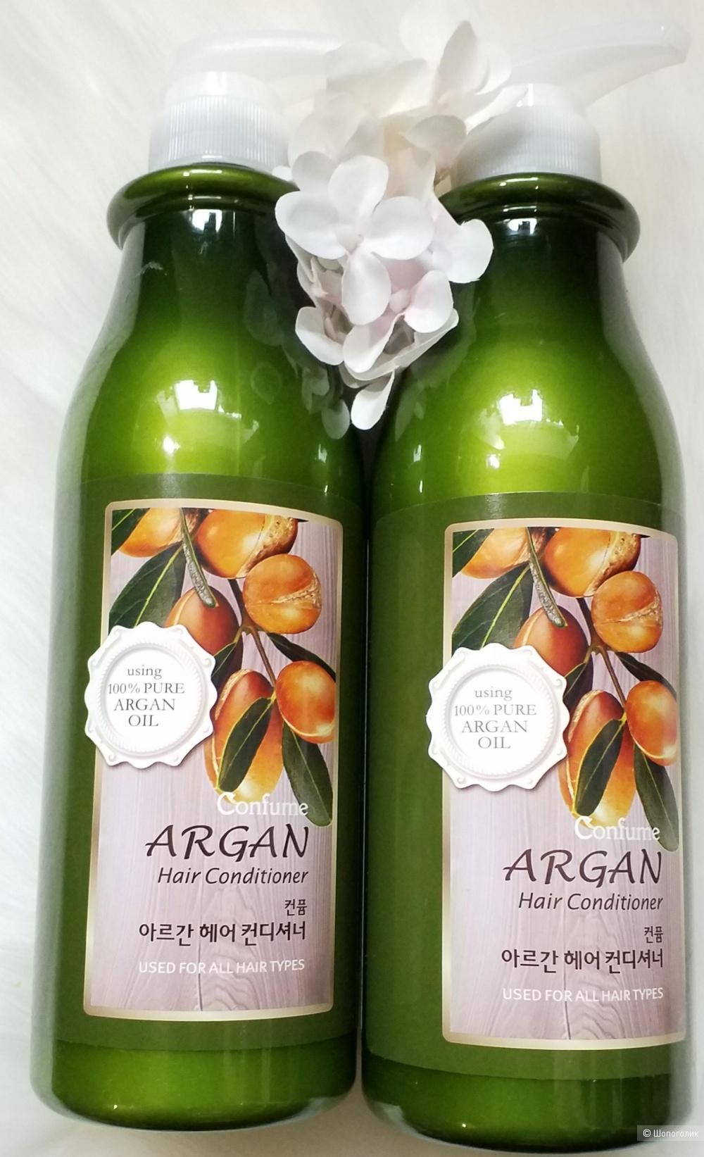 Кондиционер на основе масла арганы Welcos Confume Argan Hair Conditioner