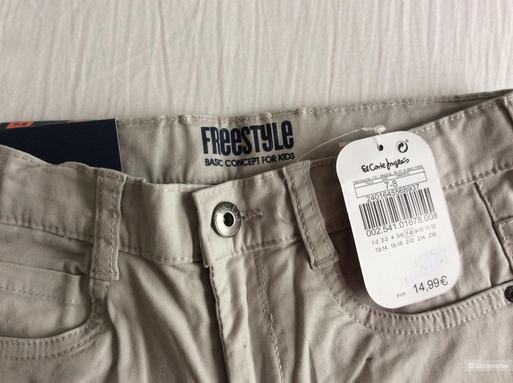 Летние брюки для мальчика Freestyle р.7-8