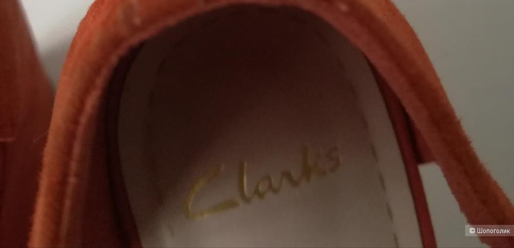 Босоножки Clarks, размер 37,5-38