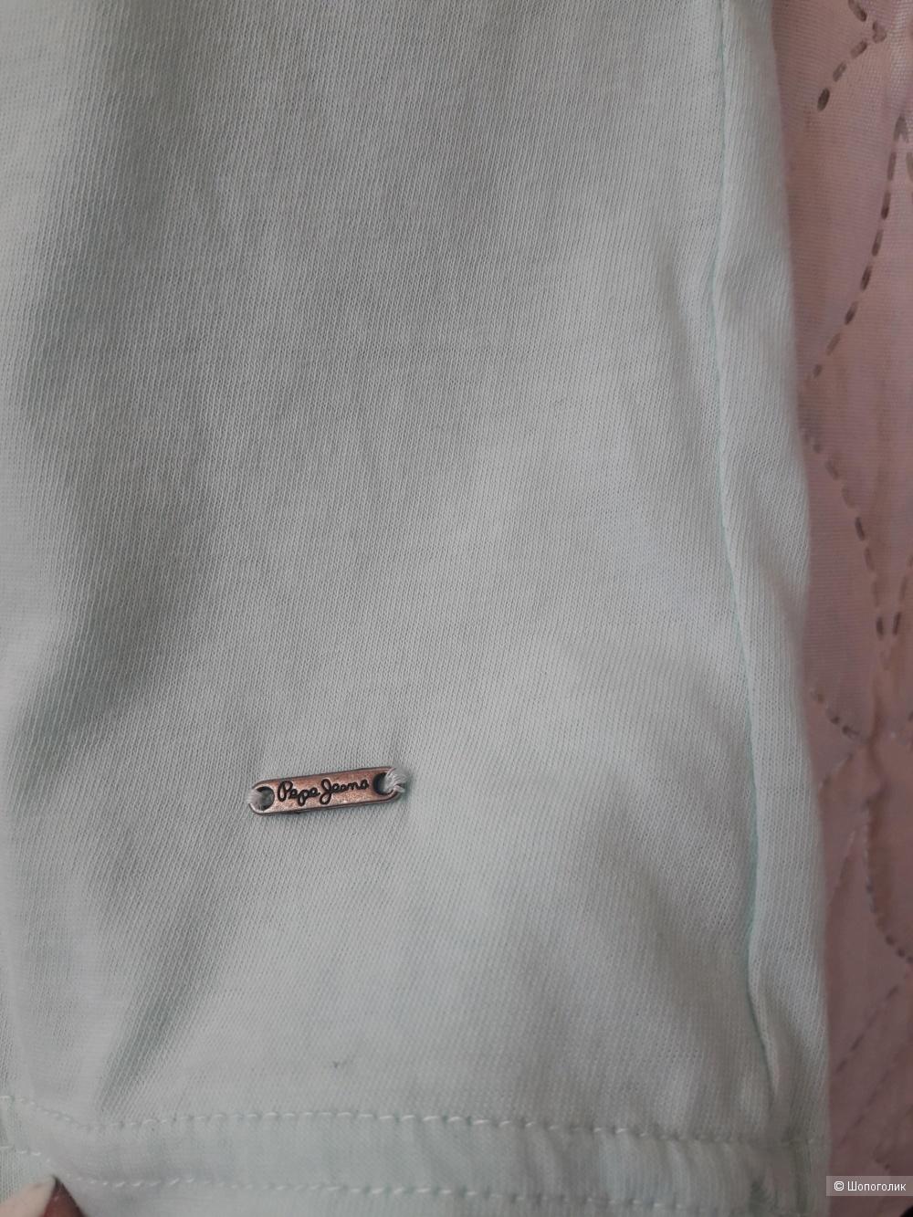 Футболка Pepe jeans, размер 44
