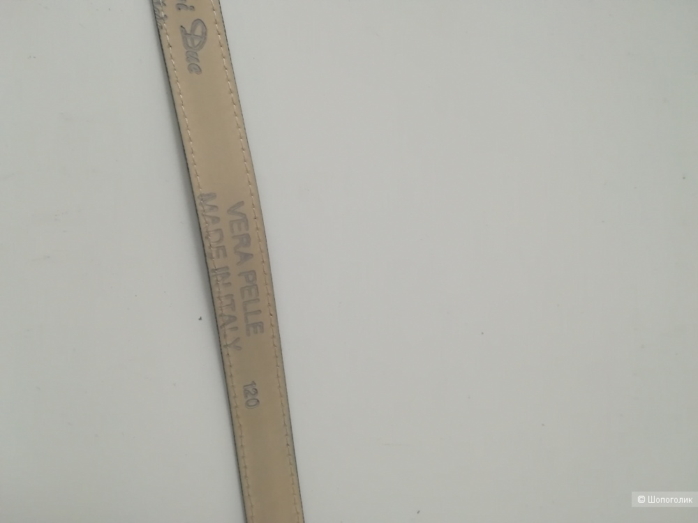 Ремень Vera pelle, размер 120