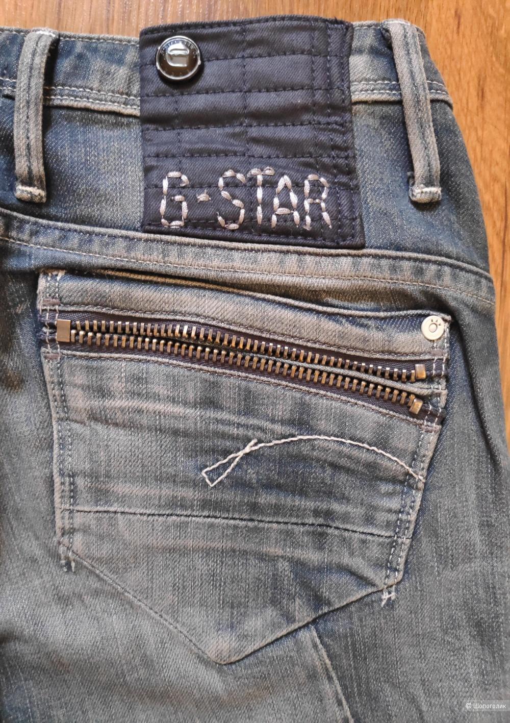 Джинсы G-Star Raw, размер 27