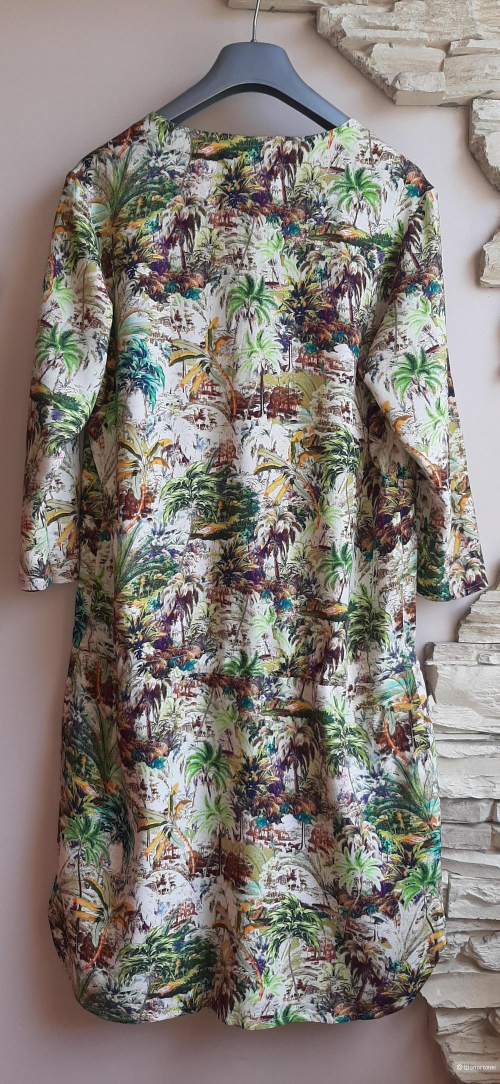 Платье-рубашка  Nathalie Vleeschouwer, S
