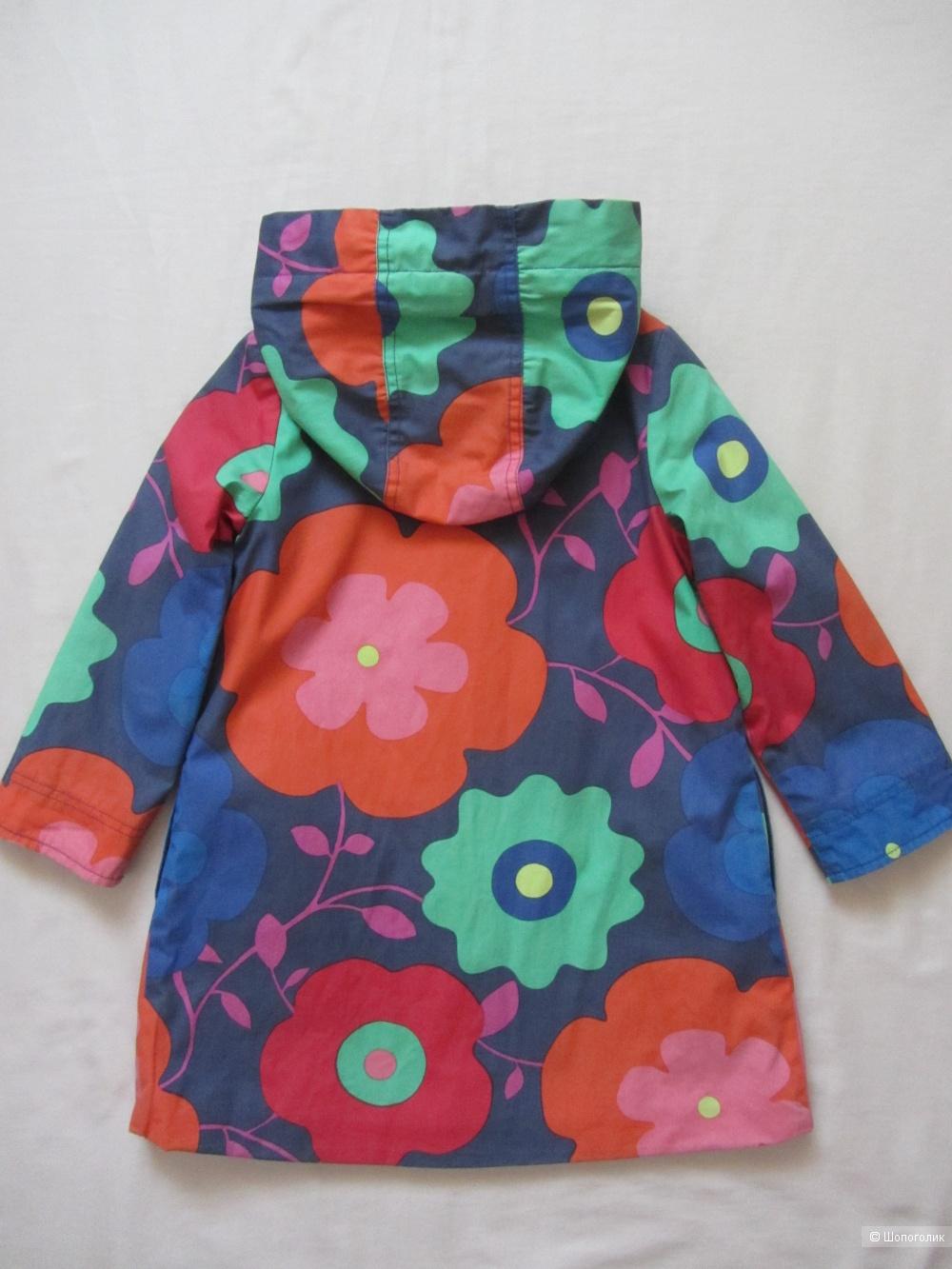 Плащ/легкое пальто Gap размер 5-6 лет