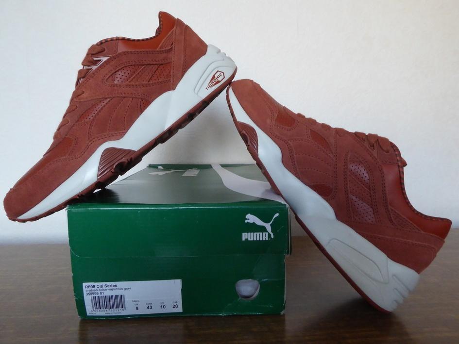 Кроссовки Puma R698 (размер US10)