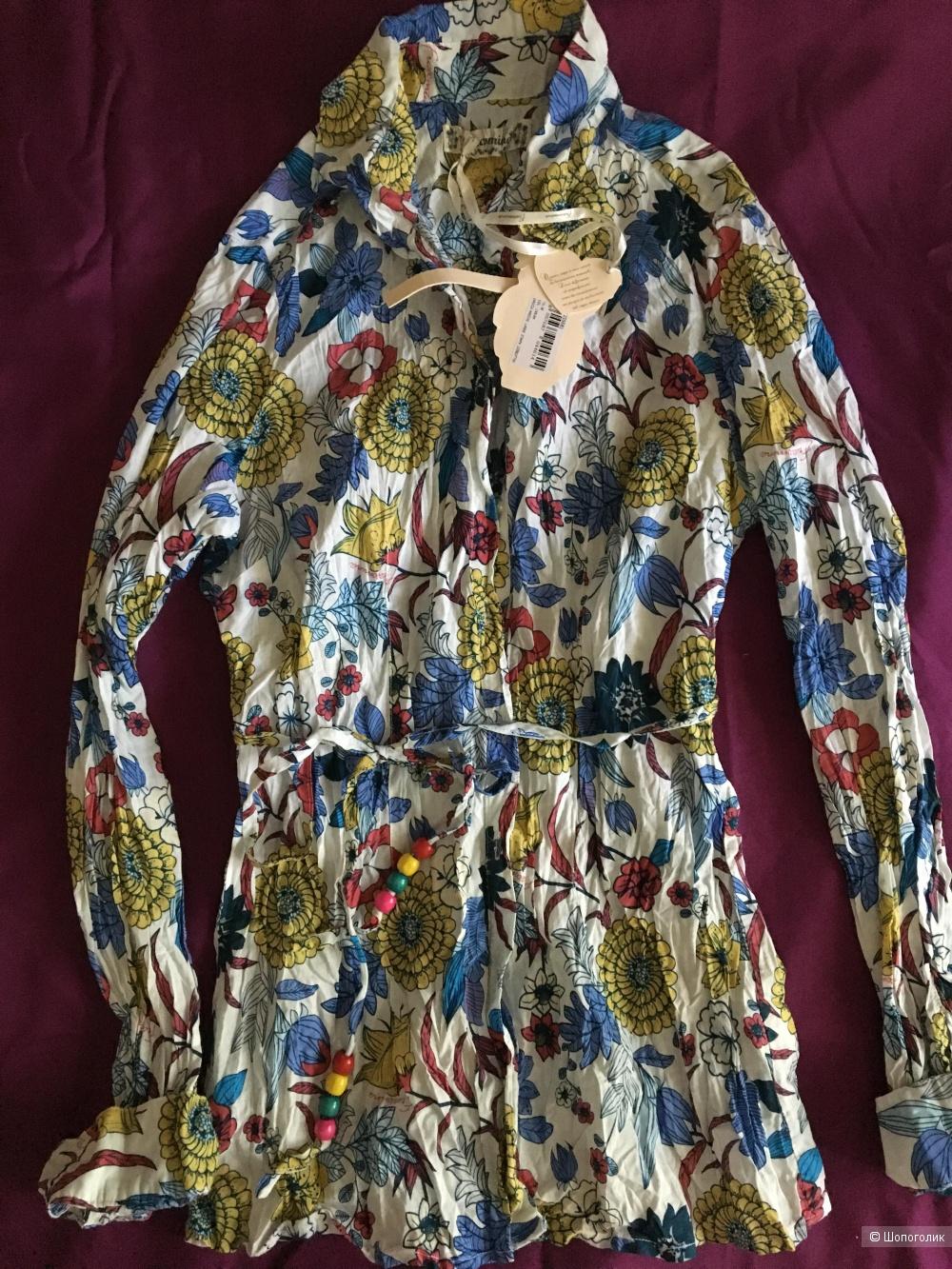 Рубашка Fracomina, размер S/M