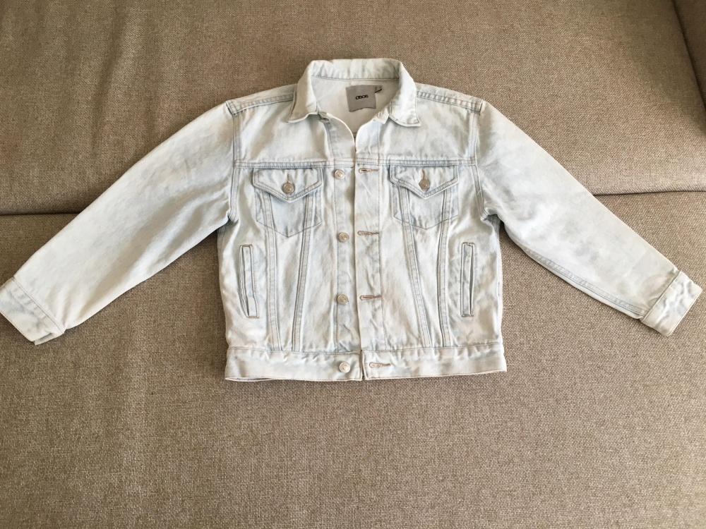 Джинсовая куртка Asos 34